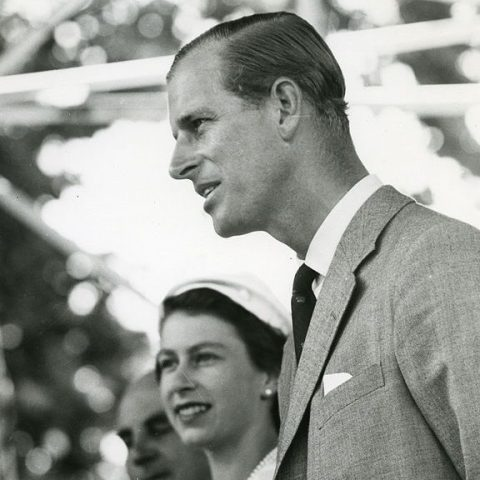 Prince Philip Duke of Edinburgh 1954